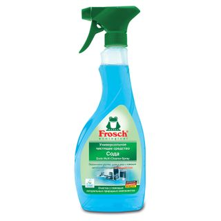 """Cleaning universal ECO means FROSCH """"Soda"""" (Germany) spray of 500 ml"""