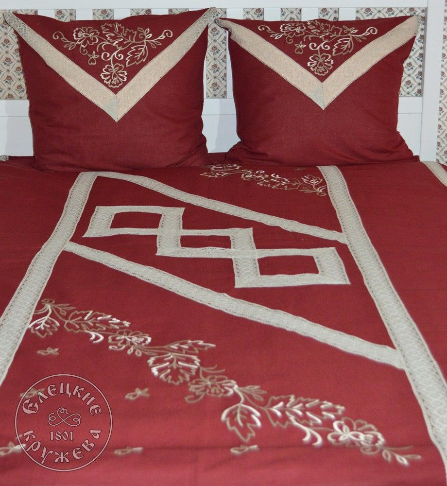 Elets lace / Double bedding set С1524ЕЦ