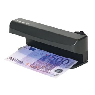 DORS / 50 banknote detector, viewing, UV detection, black