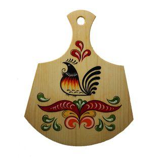 "Board kitchen wooden ""Rakulskaya painting"" 23 cm"