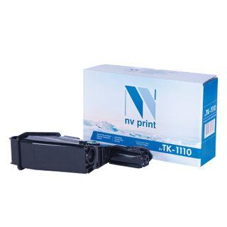 Toner cartridge NV PRINT (NV-TK-1110) for KYOCERA FS1040 / 1020/1120, yield 2500 pages.