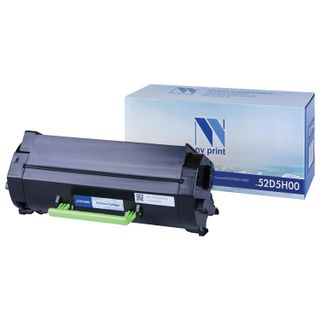 Laser cartridge NV PRINT (NV-52D5H00) LEXMARK MS810dtn / MS810dn / MS811dtn / MS812dtn, yield 25000 pages