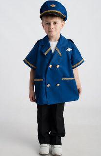 Pilot - children's costume-profession