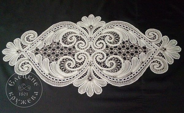 Track dining room lace С703