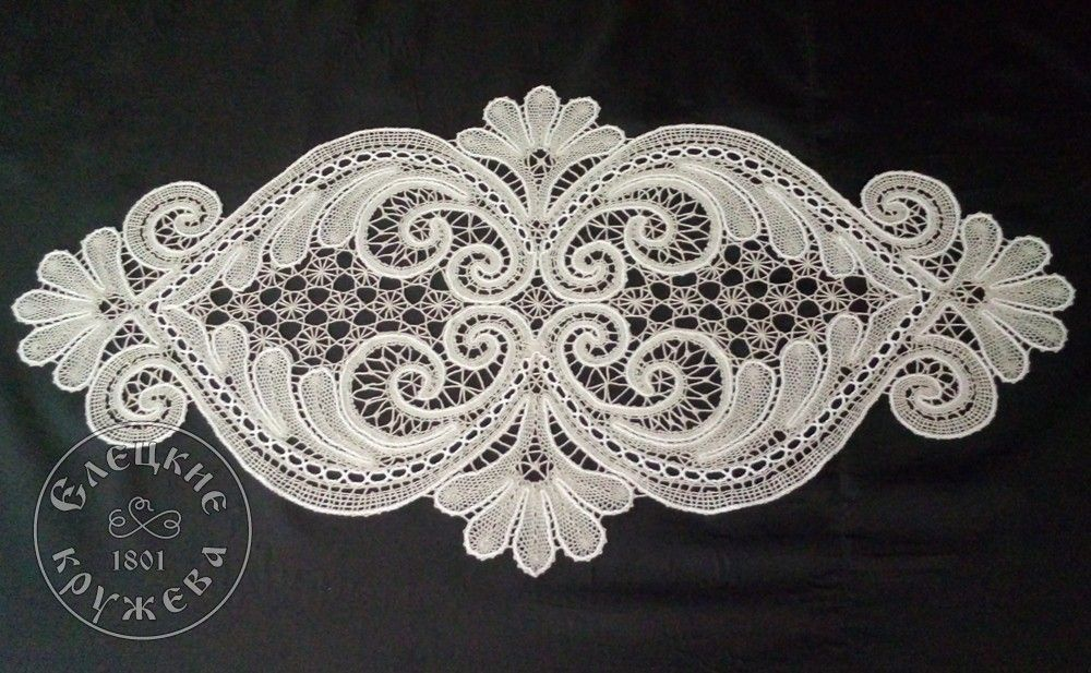 Elets lace / Lace table track С703
