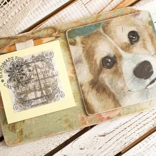 Fridge magnet Welsh Corgi Pembroke