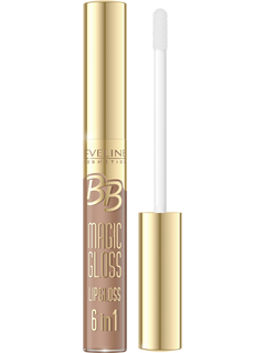 Lip gloss No. 358 the bb magic gloss, Eveline, 9 ml