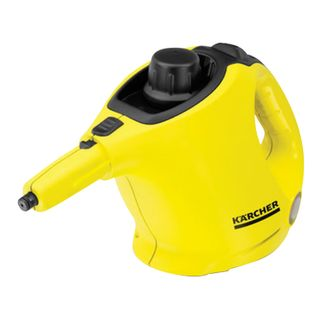 Steam cleaner KARCHER SC1 EasyFix, power 1200 W, maximum pressure 3 bar, volume 0.2 l-yellow