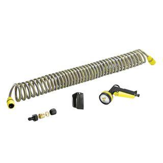 Spiral hose KARCHER (KERHER), 10 m, complete with pistol
