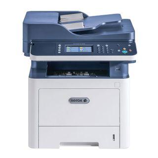 MFP laser XEROX WorkCentre 3335DNI (printer, copier, scanner, fax), A4, 33 ppm, 50,000 ppm, DUPLEX, s / k, Wi-Fi