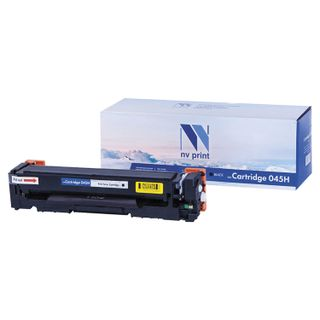 Laser cartridge NV PRINT (NV-045HBK) for CANON MF635 / LBP611 / 613, black, yield 2800 pages