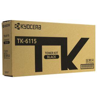 KYOCERA Toner Cartridge (TK-6115) M4125idn / M4132idn, Yield 15,000 Pages, Original