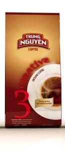 Ground coffee Creative 3, 250 gr