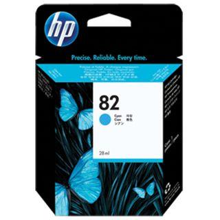 Inkjet Cartridge for HP (CH566A) Designjet 510/500/500 Plus / 500PS, # 82, Cyan, 28 ml