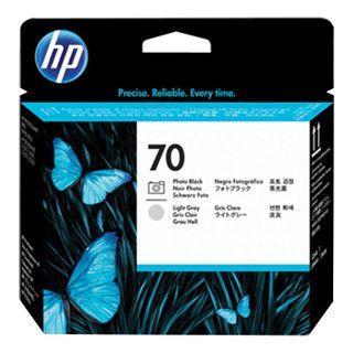 HP / Printhead for Plotter (C9407A) DesignJet Z2100 / Z3100 # 70 Black & Light Gray Original