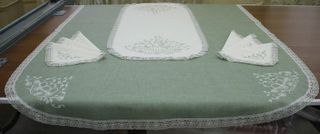 A Tablecloth