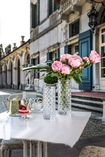 Vase for flowers 'Boston' low