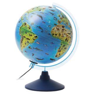 Globe zoogeographical GLOBEN