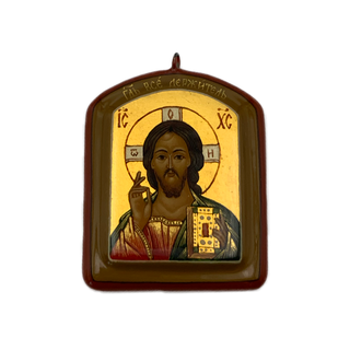 "Scapular Palekh ""the Almighty"", the master Gavrilov"