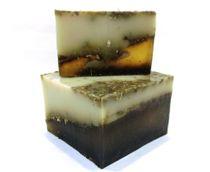 Handmade bar soap with herbs Calendula 500 g