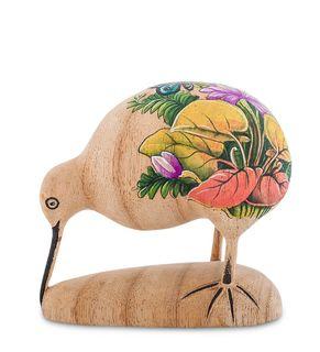 """Figurine wood """"Kiwi"""" 11 cm"""