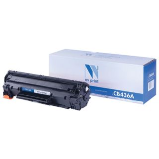 Laser cartridge NV PRINT (NV-CB436A) for HP LaserJet P1505 / 1506 / M1120 / M1522, resource 2000 pages.
