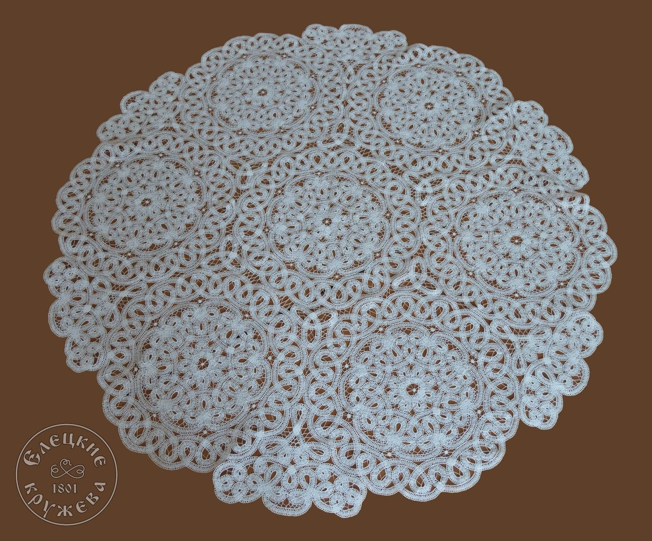 Yelets lace / Lace tablecloth С2236