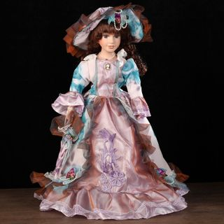 """Porcelain doll """"Nellie"""""""