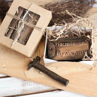 Be a man - a set of handmade men's soap