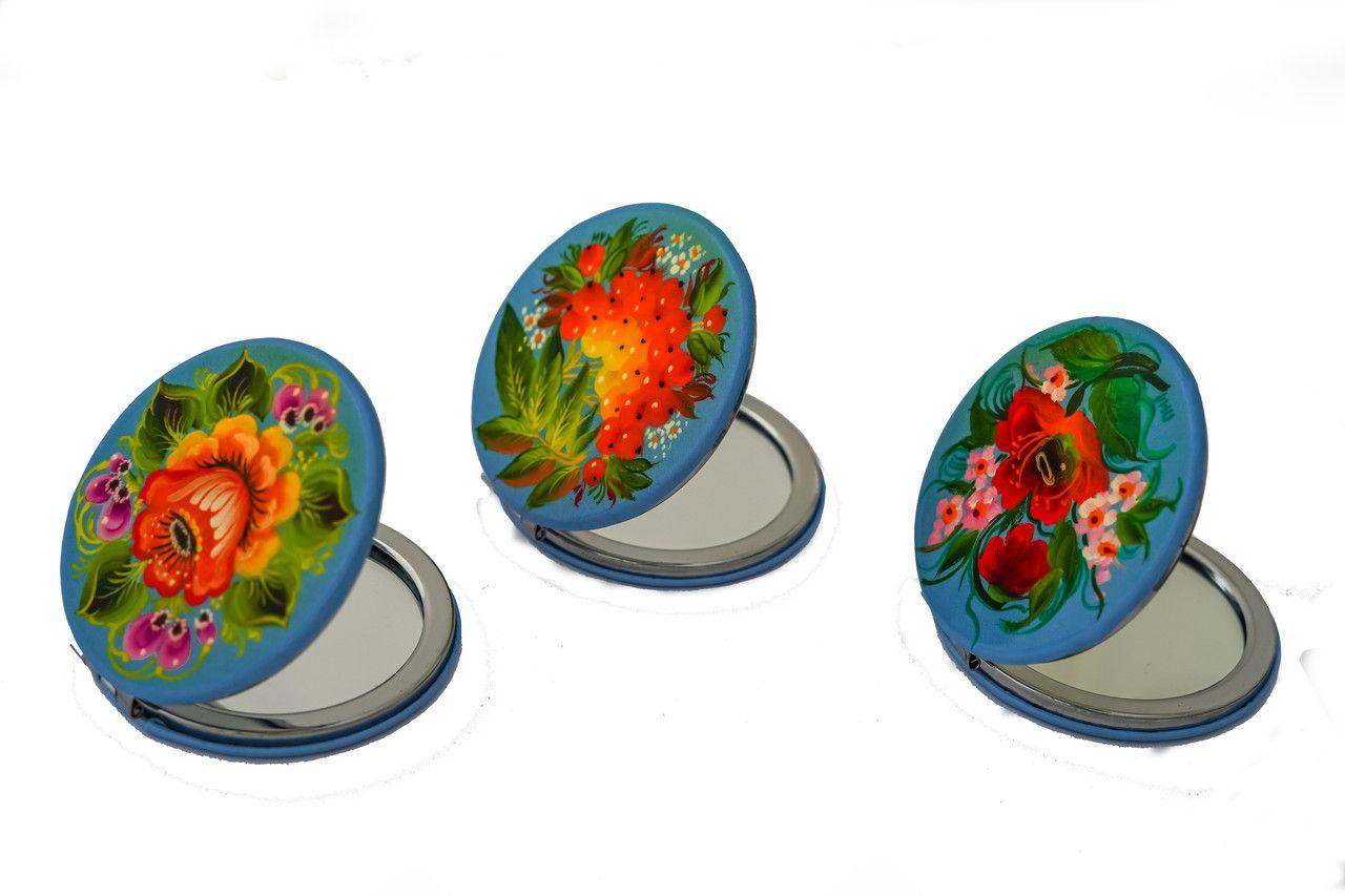 Souvenirs from N. Tagil / Pocket mirror
