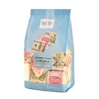 Bag with milk chocolate