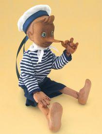 Clothes for Pinocchio (sailor)
