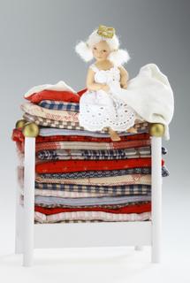 Porcelain doll Birgitte Frigast PRINCESS