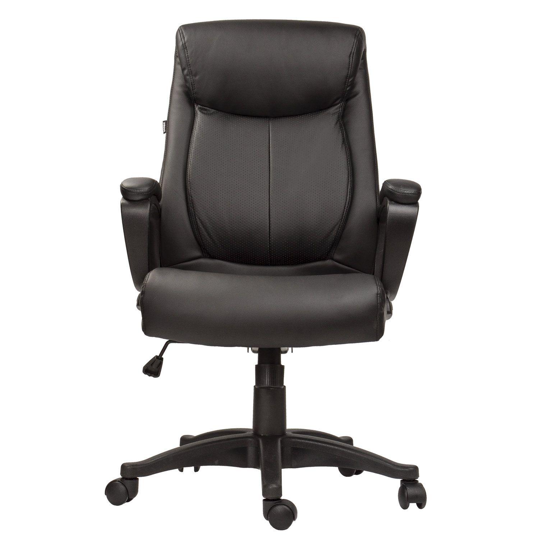 "Office chair BRABIX ""Enter EX-511"", eco-leather, black"