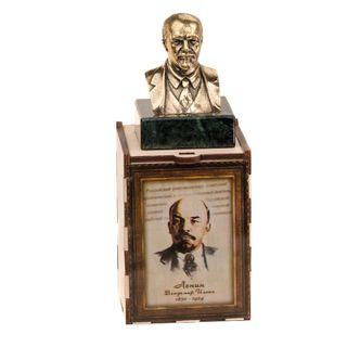 "A Bust Of ""Lenin"""