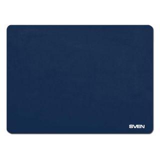 SVEN / Mouse pad HC-01-01, microfiber + rubber, 300x225x1.5 mm, blue