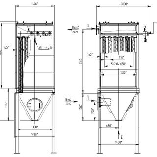 Bag Filter FRI-7-01-P