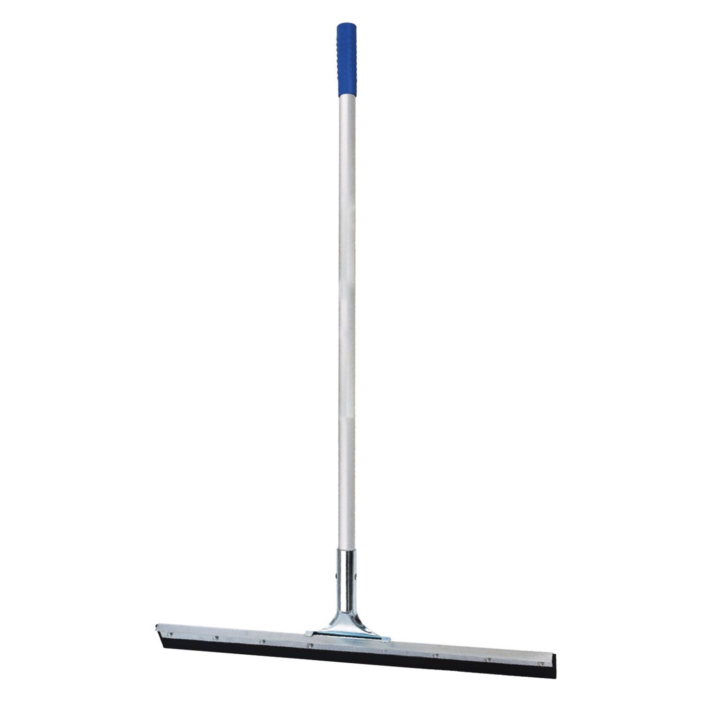 LIME / Mop-coupler / water squeegee PROFESSIONAL width 60 cm, aluminum handle 118 cm, metal base / rubber
