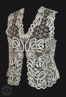 Womens vest lace С1248