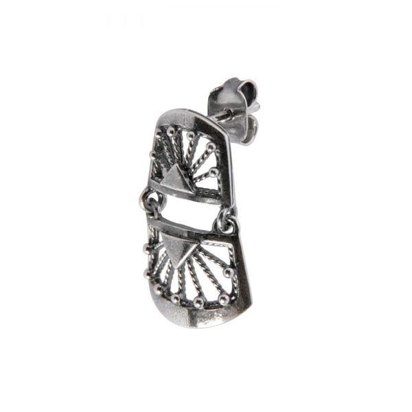 Single earring 30120 'Pineta'