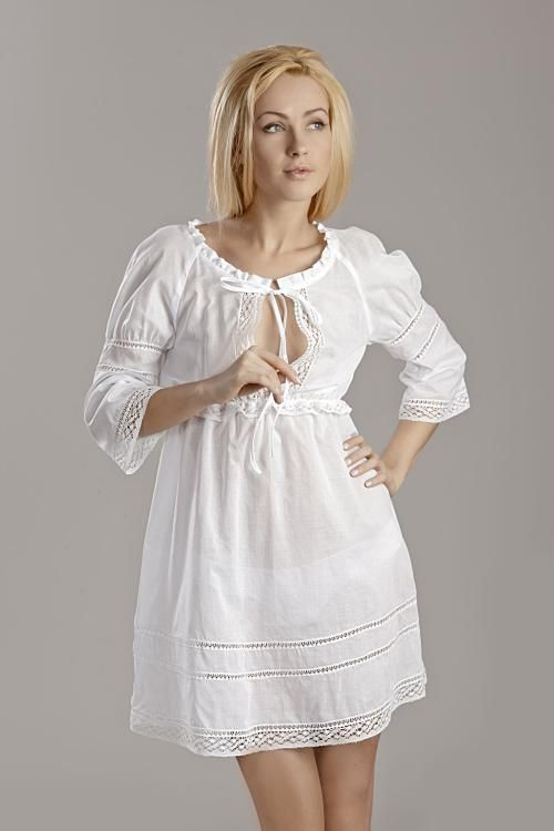 "Chemise nightwear women's ""Sweet fantasy"" piece"