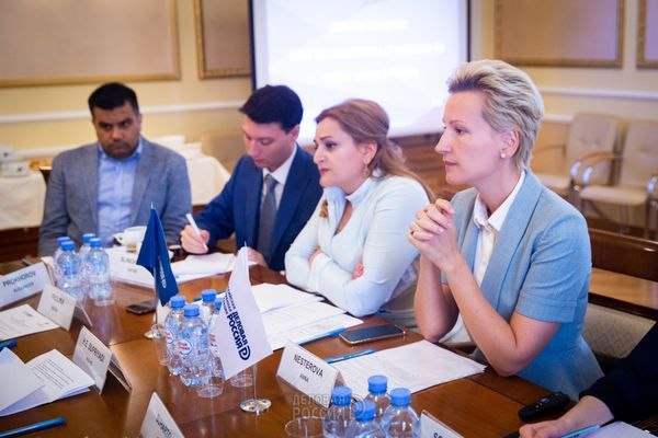 Anna Nesterova spoke about ways to increase trade with Indonesia