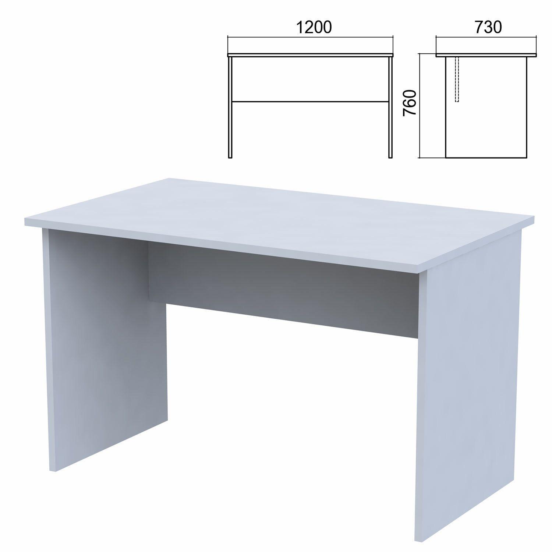 "Table written ""Argo,"" 1200 x730 x760 mm, grey"