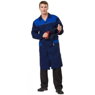 "Bathrobe ""Technologist"" female / male"