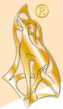 Golden antelope - Pyatigorsk bronze