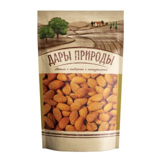 GIFTS OF NATURE / Dried almonds, 150 g