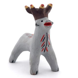 Kargopol clay toy Moose