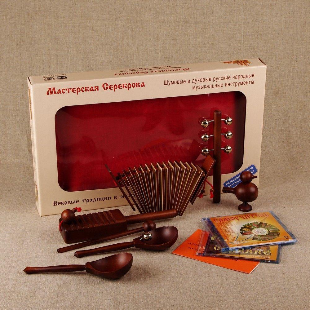 Serebrov's workshop / Antoshka set