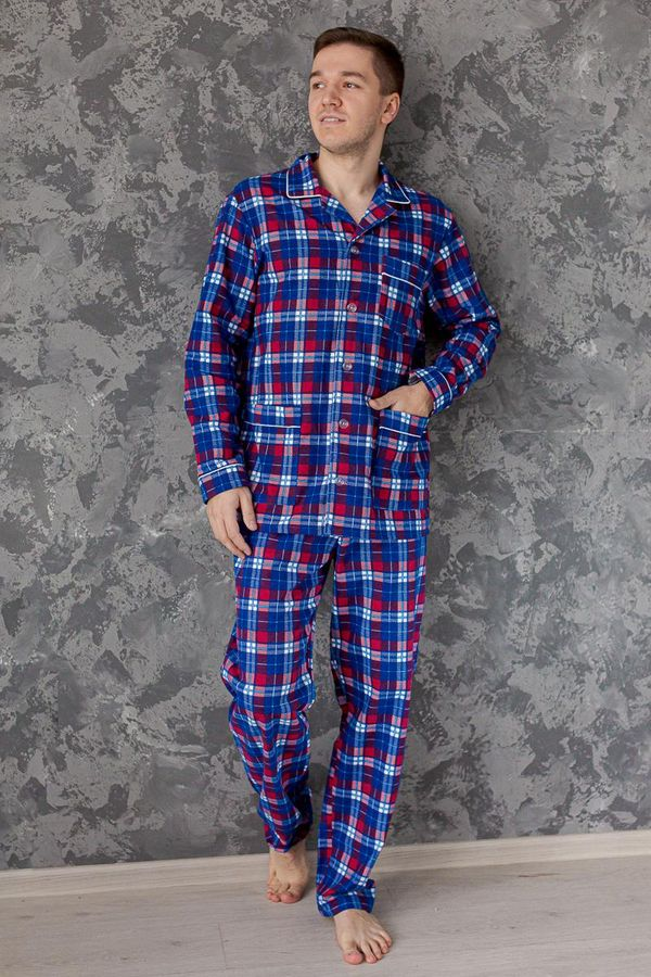Lika Dress / Pajamas Flannel man's A Art. 5724