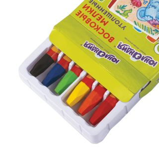 Wax crayons thickened ONLANDIA